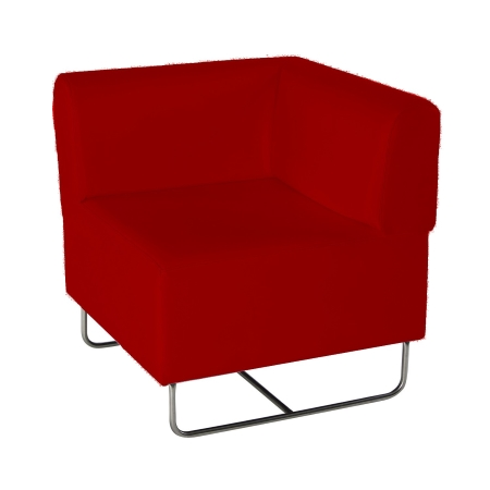 LS05 Martina corner unit hire - Red