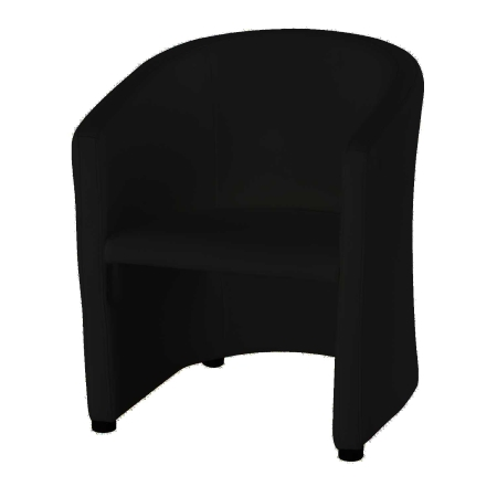 LS16 Florence chair hire - Black