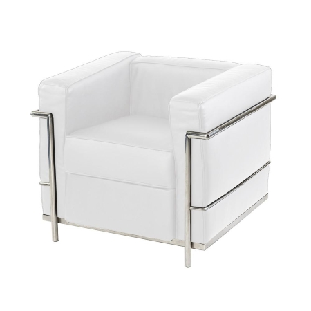 LS57 Onda armchair hire - White