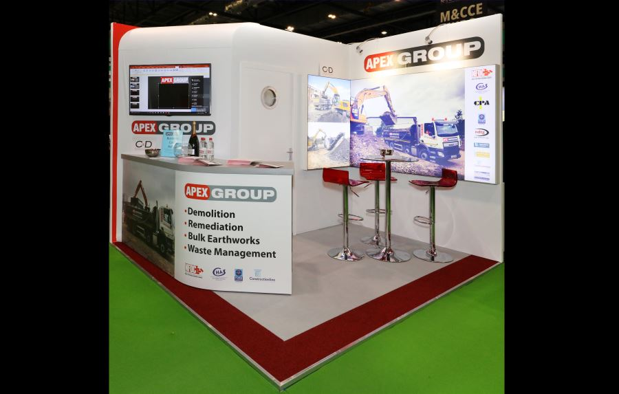 Expo Exhibition Stands Uk : Spill response expo exhibition stands access displays