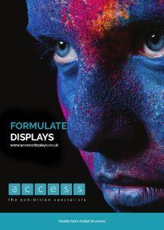 Formulate Displays Brochure