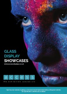 Glass Display Showcases