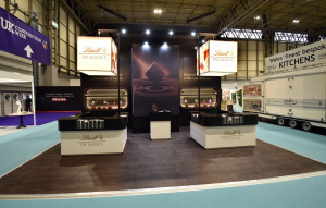 7m x 5m exhibition stand at Grand Designs Live