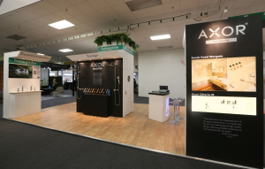 8m x 6m exhibition stand at Independent Hotel Show
