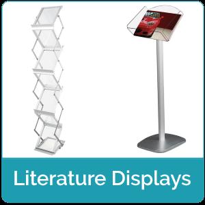 Literature Displays