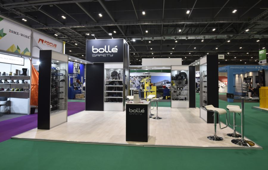 Expo Exhibition Stands Uk : Safety and health expo exhibition stands access displays