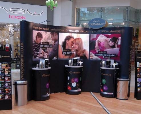 Shopping centre display at Bullring Shopping Centre - 2