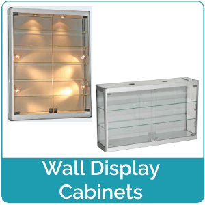 Wall Display Cabinets