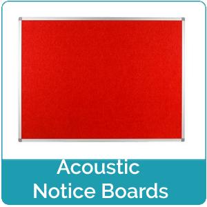 Acoustic Notice Boards