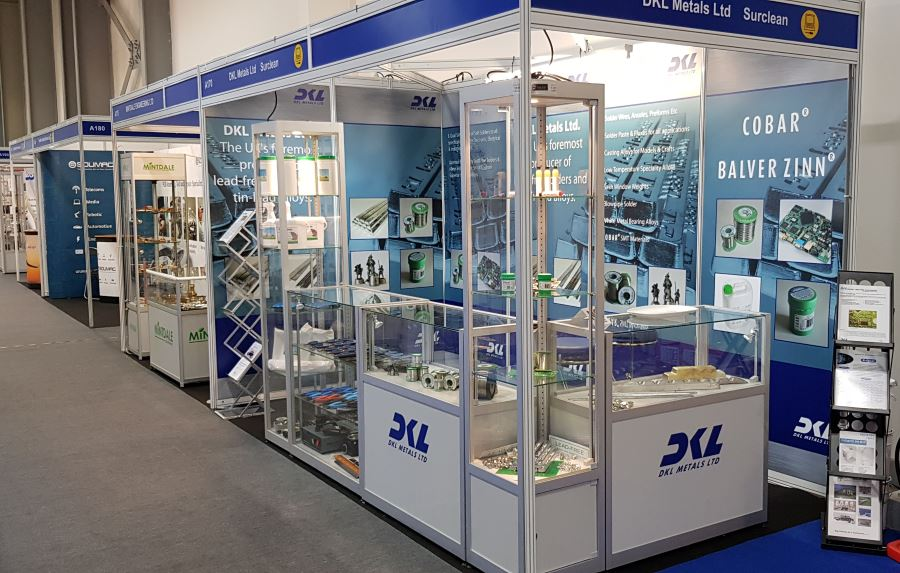 Exhibition Shell Scheme Manufacturers : Southern manufacturing and electronics access displays