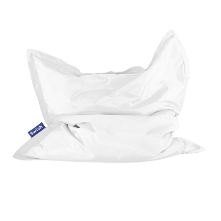DE112 Bean Bag for hire - White