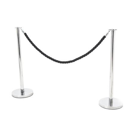 AC06 Barrier rope in Black for hire