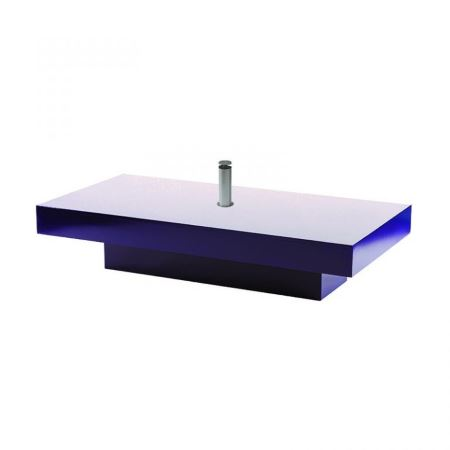 BS27 Linear Charging Coffee Table for hire