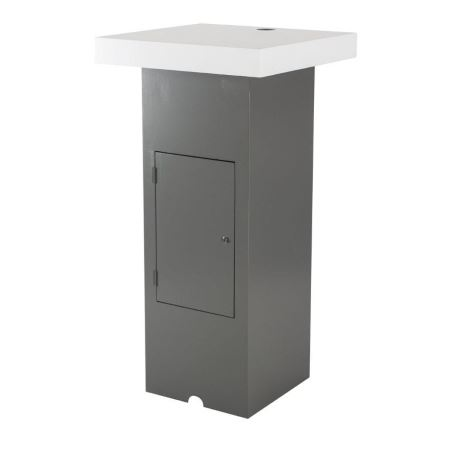 BS42 Linear Computer Plinth for hire