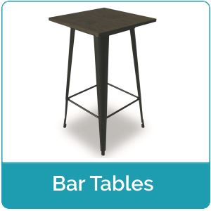Exhibition Bar Table Hire