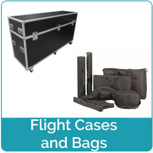 Exhibition Flight Cases and Bags