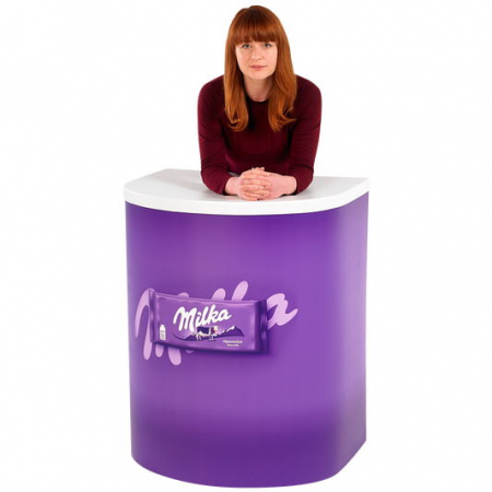Rapido Promotional Counter