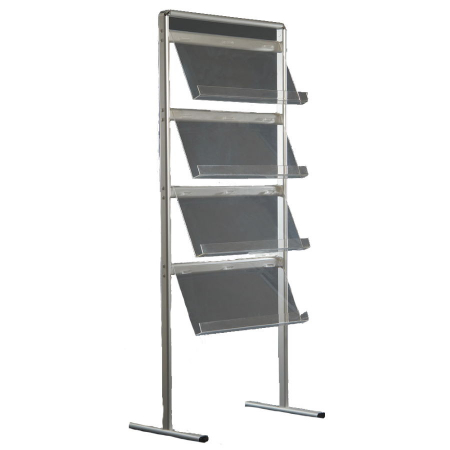 A4 Brochure Display Stand